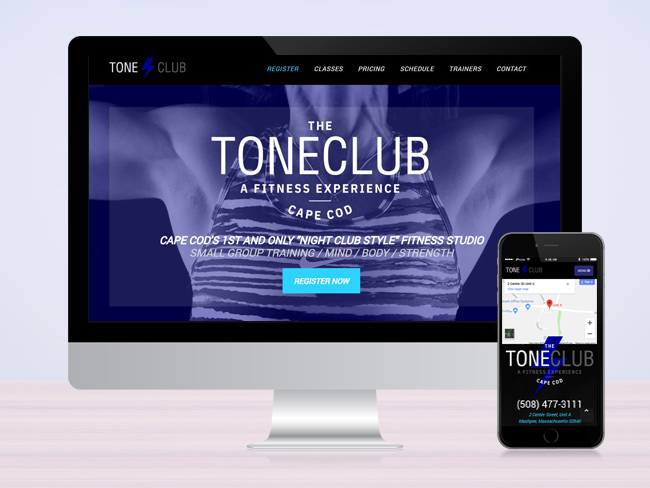 The Tone Club screenshot